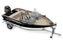 bateau princecraft nanook ws