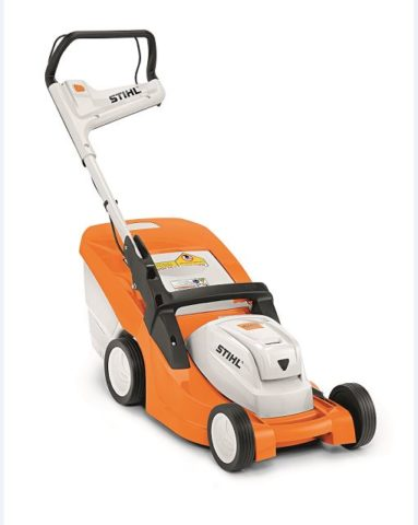 tondeuse stihl rma 410c batterie au lithium ion rechargeable. Black Bedroom Furniture Sets. Home Design Ideas