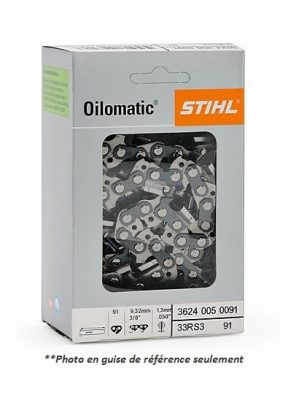 Chaîne pour scie à chaîne Stihl 63PM355E